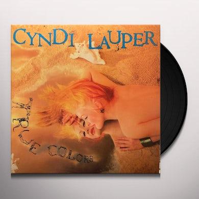 Cyndi Lauper TRUE COLORS Vinyl Record