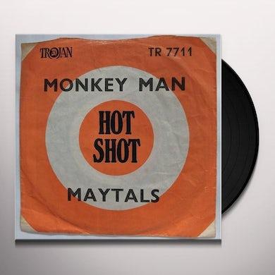 Maytals MONKEY MAN Vinyl Record