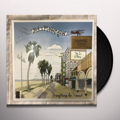 EVERYTHING IN TRANSIT (180G/INSERT/IMPORT) Vinyl Record