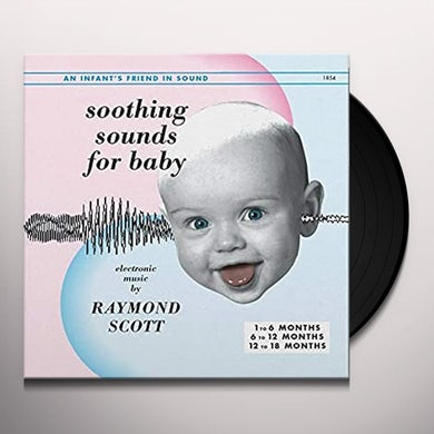 SOOTHING SOUNDS FOR BABY VOL. 1-3 Vinyl Record