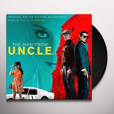 Daniel Pemberton MAN FROM U.N.C.L.E. / Original Soundtrack Vinyl Record