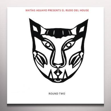 Matias Aguayo EL RUDO DEL HOUSE: ROUND TWO Vinyl Record