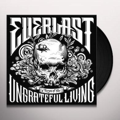 Everlast SONGS OF THE UNGRATEFUL LIVING Vinyl Record
