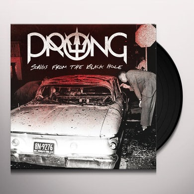 Prong SONGS FROM THE BLACK HOLE Vinyl Record - UK Release