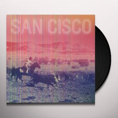 SAN CISCO Vinyl Record