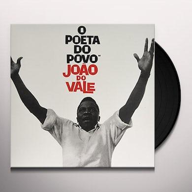 Joao Do Vale O POETA DO POVO Vinyl Record