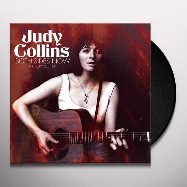Judy Collins BOTH SIDES NOW - THE VERY BEST OF Vinyl Record