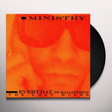 Ministry EVERYDAY (IS HALLOWEEN) - THE LOST MIXES Vinyl Record