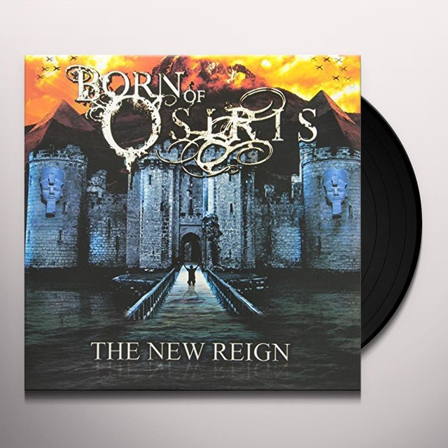 Born Of Osiris NEW REIGN Vinyl Record
