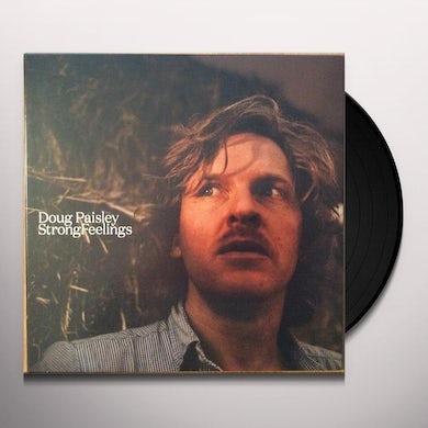 Doug Paisley STRONG FEELINGS Vinyl Record