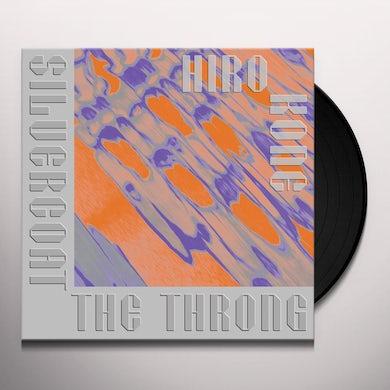 SILVERCOAT THE THRONG Vinyl Record
