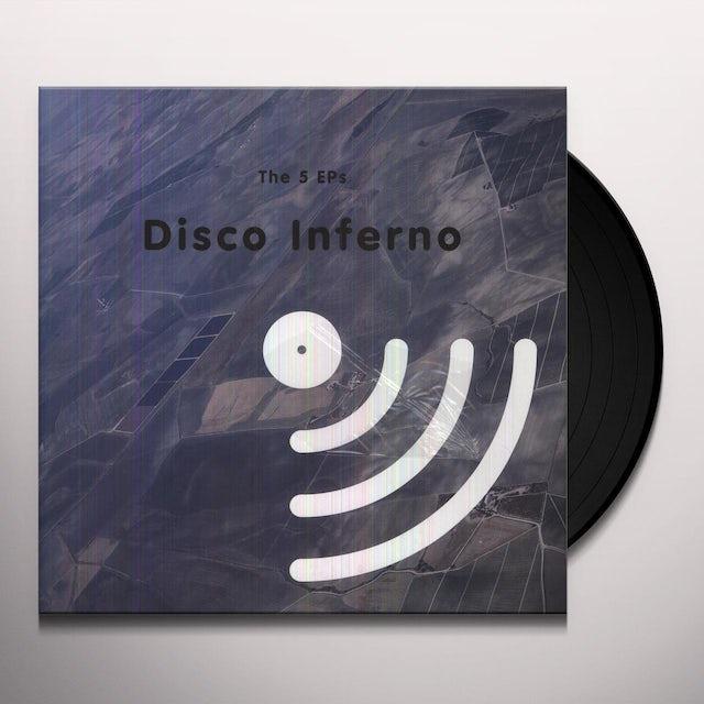 Disco Inferno 5 EPS Vinyl Record