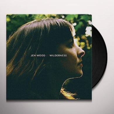 Jen Wood WILDERNESS Vinyl Record