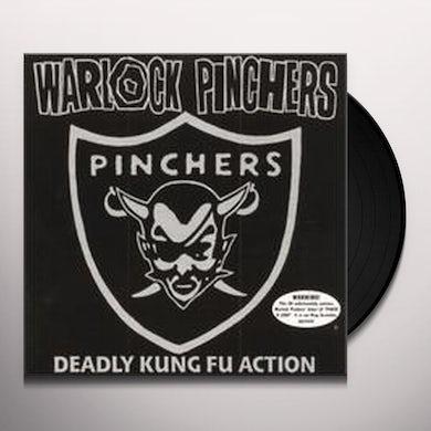 Warlock Pinchers DEADLY KUNG Vinyl Record