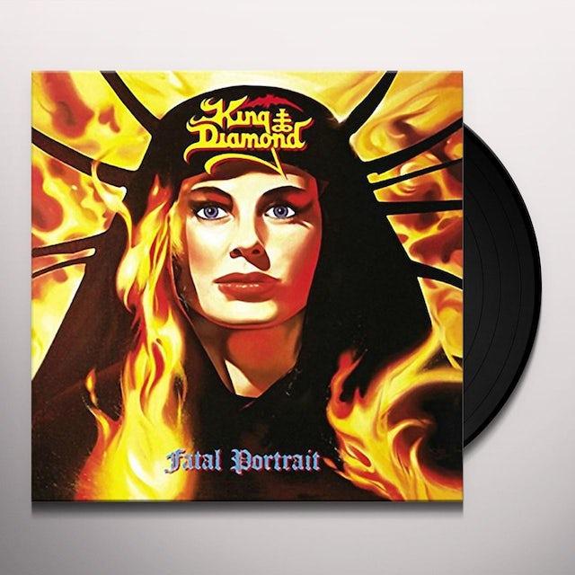 King Diamond FATAL PORTRAIT Vinyl Record