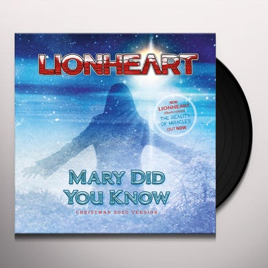 Mary Did You Know Vinyl Record