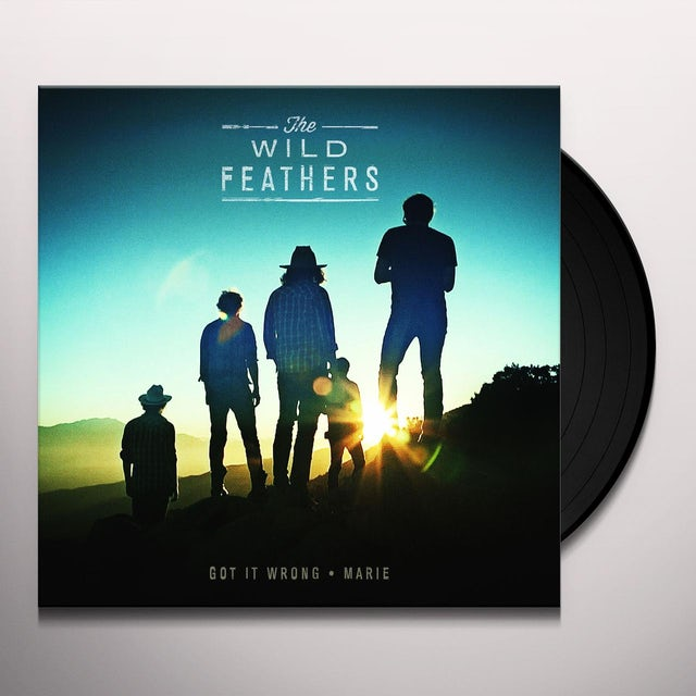 The Wild Feathers GOT IT WRONG / MARIE Vinyl Record
