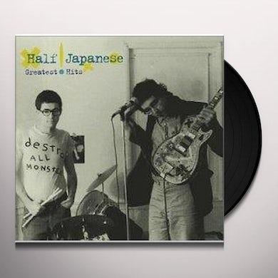 Half Japanese GREATEST HITS Vinyl Record