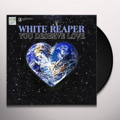 You Deserve Love Vinyl Record