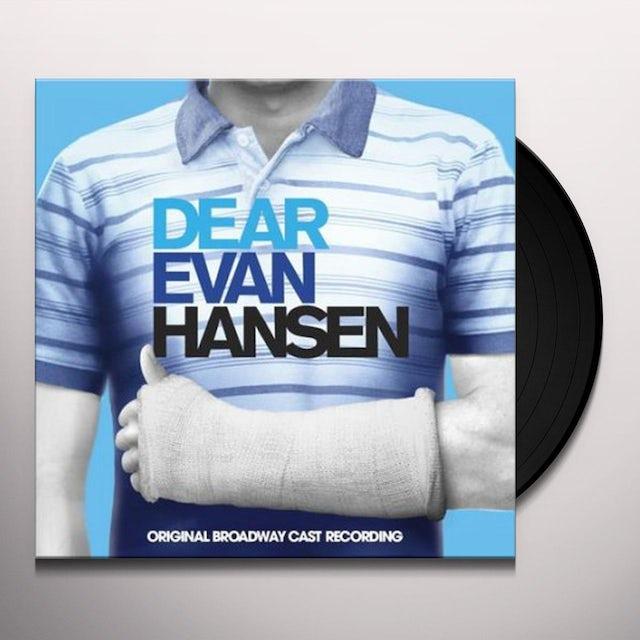 Dear Evan Hansen O.S.T. - Limited Edition Colored Double Vinyl Record