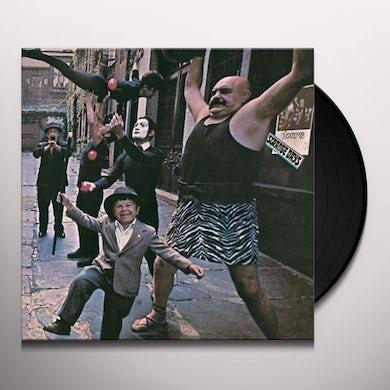 The Doors STRANGE DAYS Vinyl Record