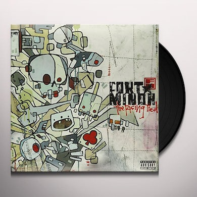 Fort Minor RISING TIED Vinyl Record