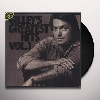 Mickey Gilley GILLEY'S GREATEST HITS 1 Vinyl Record