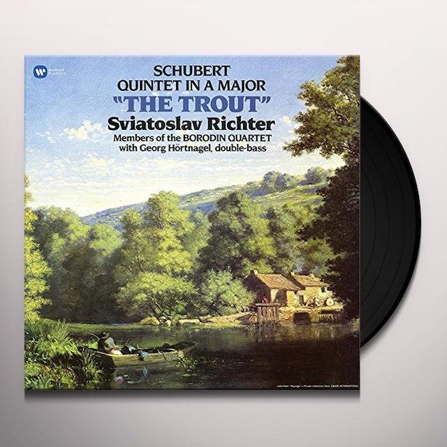 Schubert / Richter / Borodin Quartett