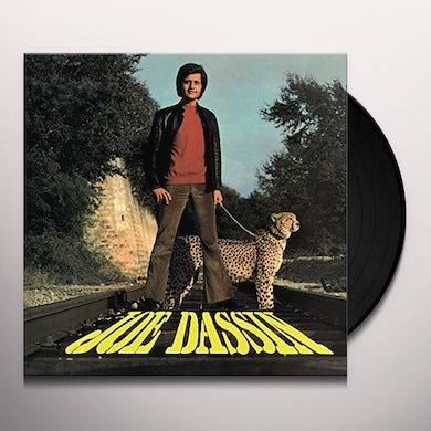 Joe Dassin LA FLEUR AUX DENTS Vinyl Record