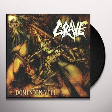 Grave DOMINION VIII Vinyl Record