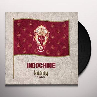 Indochine KARMA GIRLS Vinyl Record