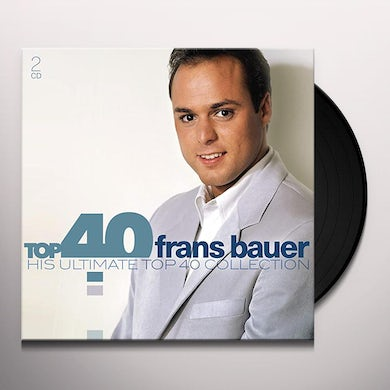 Frans Bauer HIS ULTIMATE COLLECTION Vinyl Record
