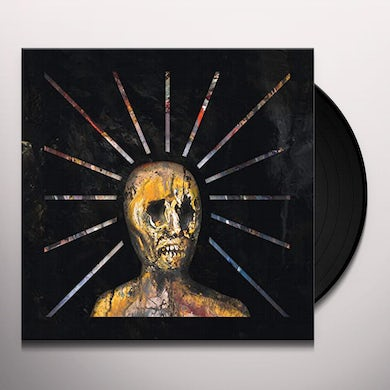 End Splinters From An Ever-Changing Face Vinyl Record
