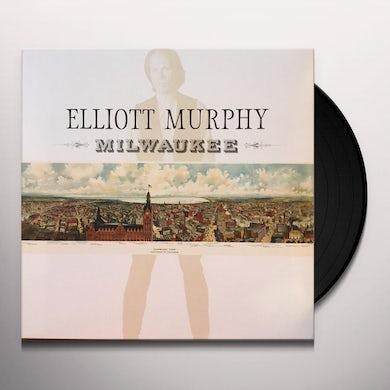 Elliott Murphy MILWAUKEE Vinyl Record