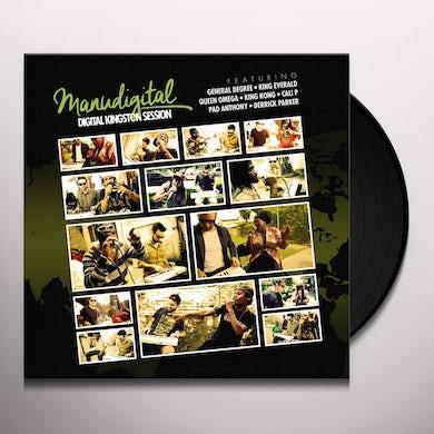 Manudigital  DIGITAL KINGSTON SESSION Vinyl Record