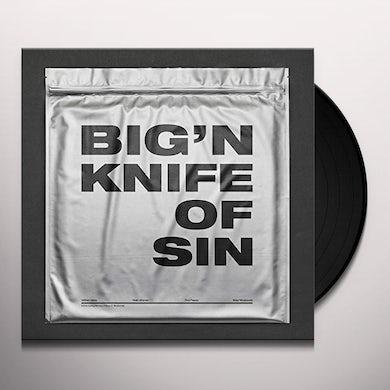 BIG'N KNIFE OF SIN Vinyl Record