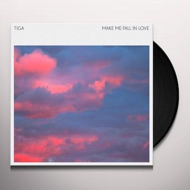 Tiga MAKE ME FALL IN LOVE Vinyl Record