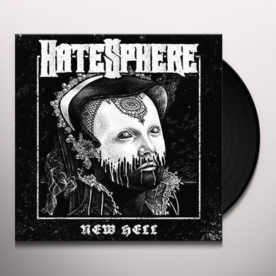 Hatesphere NEW HELL Vinyl Record