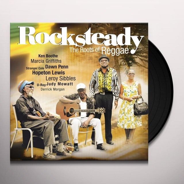 Rocksteady: Roots Of Reggae / Various