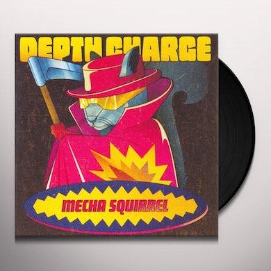 Depth Charge MECHA SQUIRREL Vinyl Record