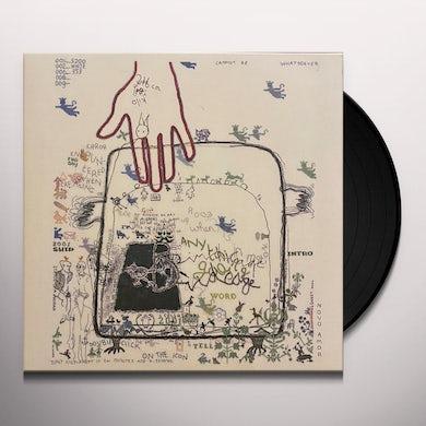 Novo Amor CANNOT BE WHATSOEVER Vinyl Record