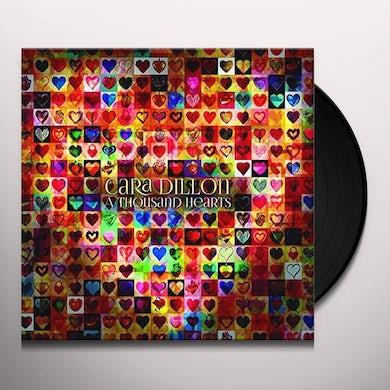 Cara Dillon THOUSAND HEARTS Vinyl Record
