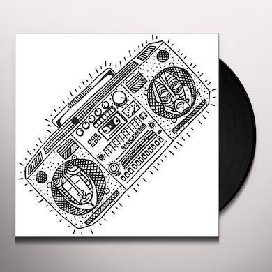 AFRICAINE 808 BASAR Vinyl Record