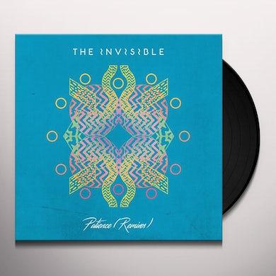 Invisible PATIENCE (REMIXES) Vinyl Record