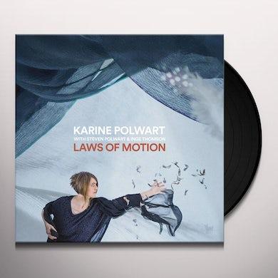 Karine Polwart LAWS OF MOTION Vinyl Record