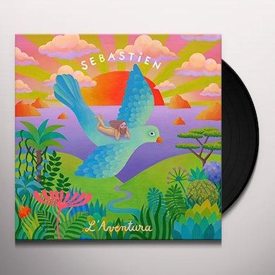Sebastien Tellier LAVENETURA Vinyl Record