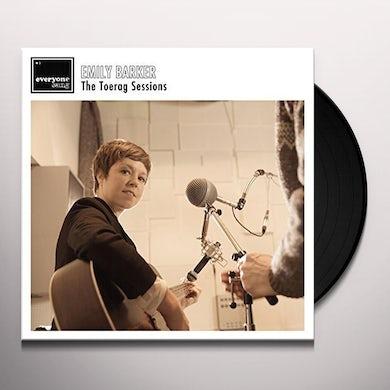 Emily Barker TOERAG SESSIONS Vinyl Record - UK Release