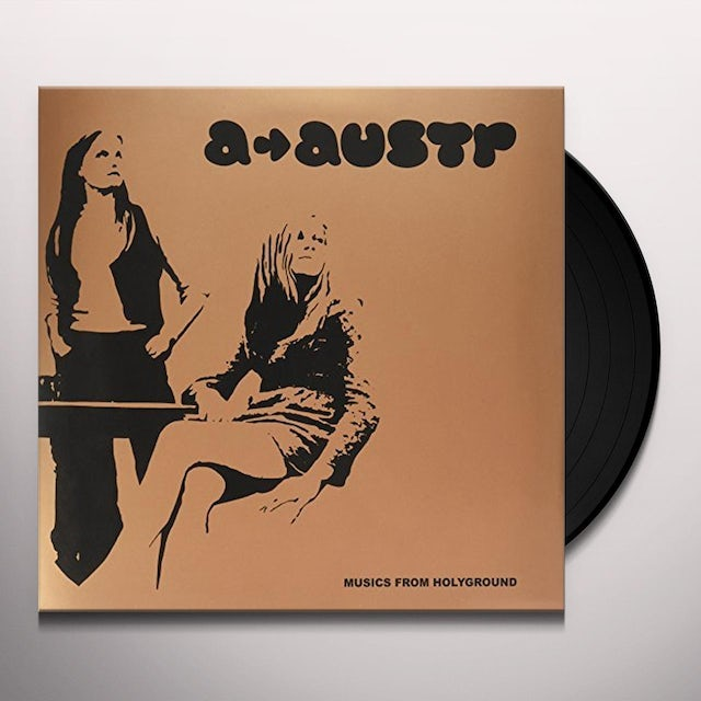 A TO AUSTR MUSICS FROM HOLYGROUND Vinyl Record