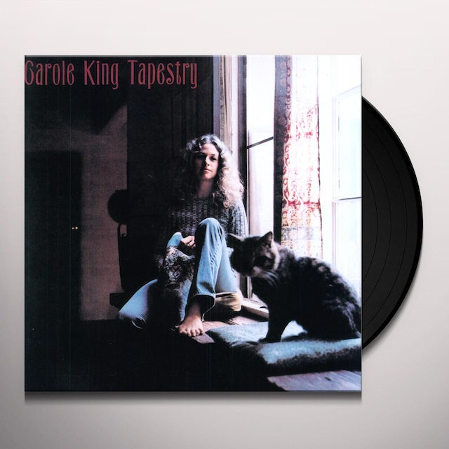 Carole King TAPESTRY Vinyl Record - Holland Release