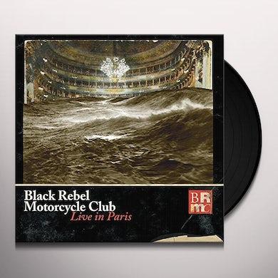 Black Rebel Motorcycle Club LIVE IN PARIS Vinyl Record - UK Release